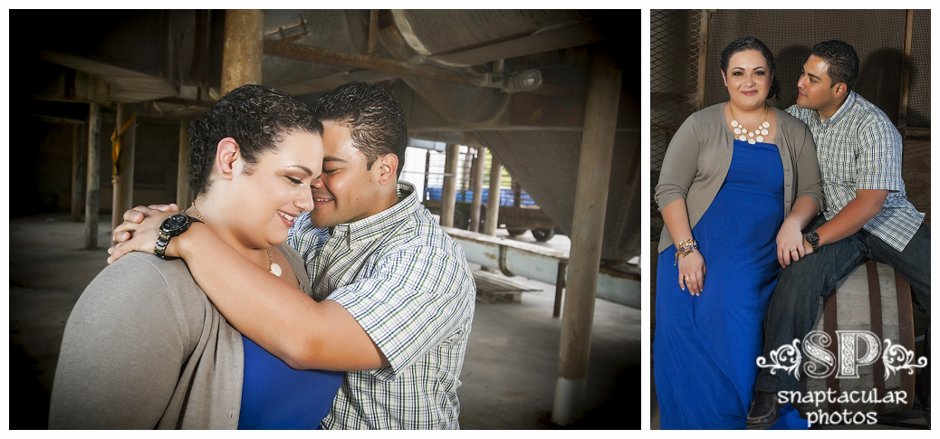Jessica And Danny S Engagement Photos In Katy At No Label